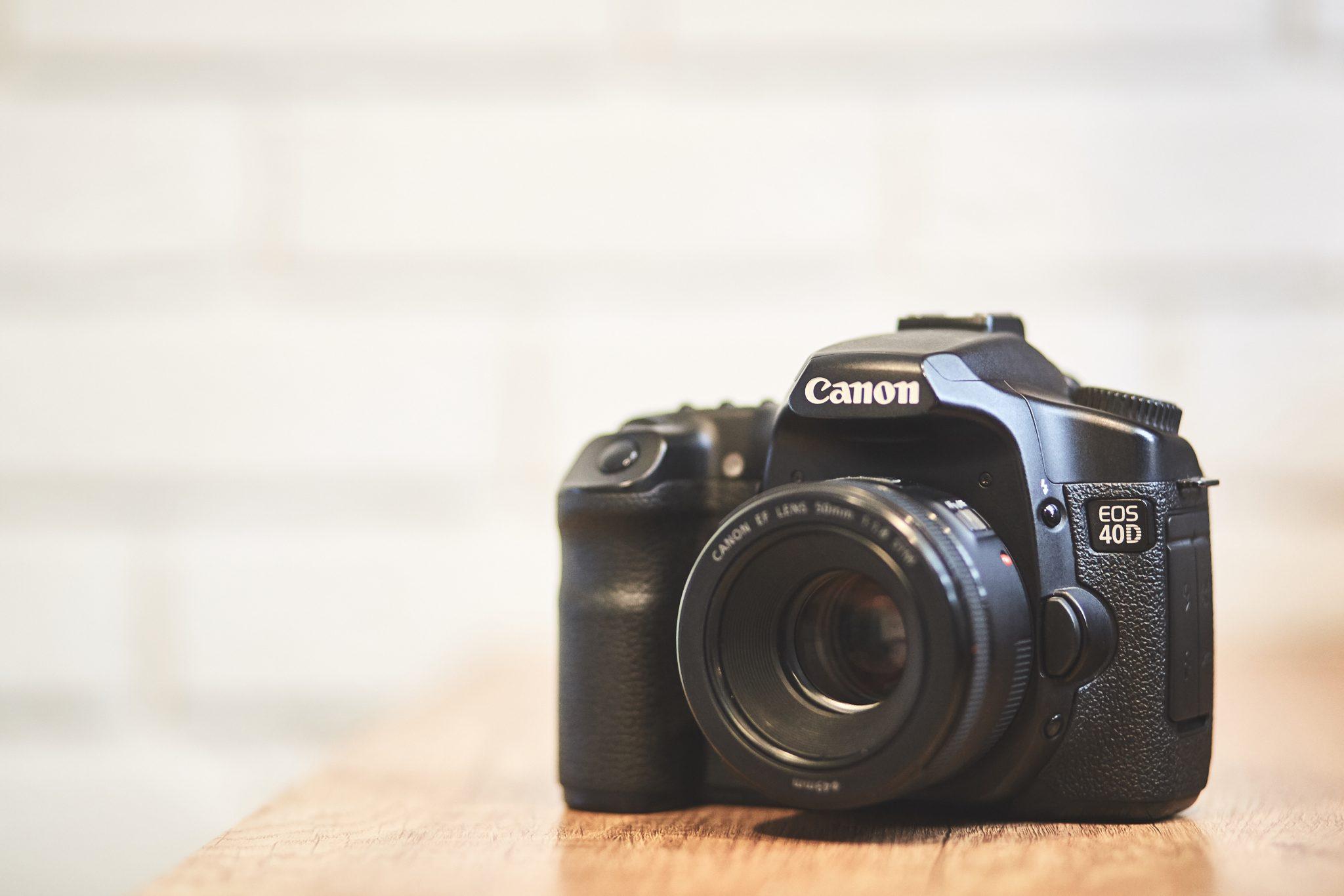 Canon 40D + 50mm 1.8STM