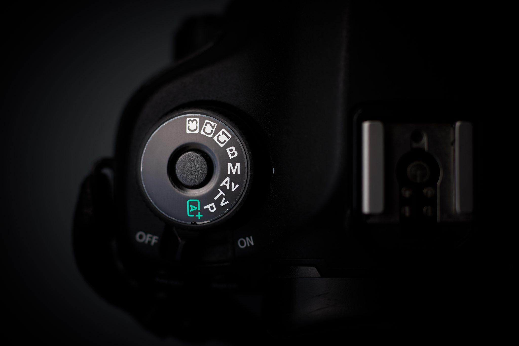 Koło nastawów Canon 5D mkIII
